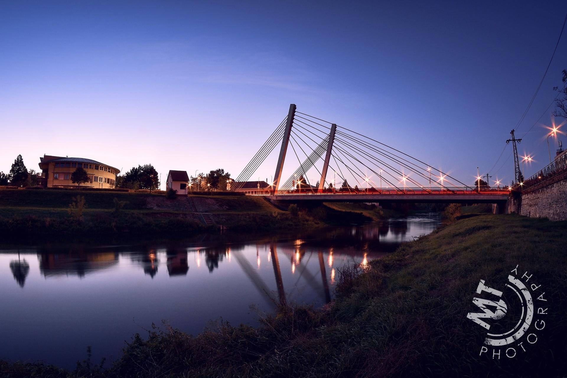 Most Židlochovice
